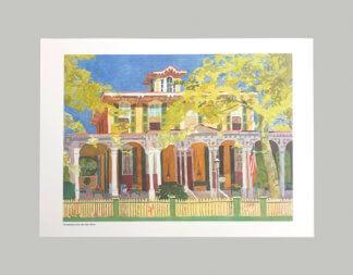 Mainstay Inn | Cape May Paintings